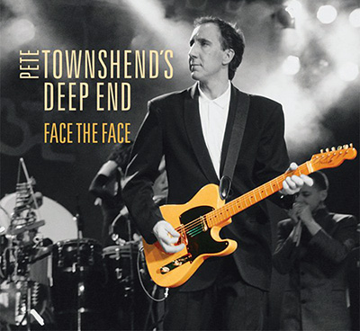 Pete Townshend Face The Face DVD